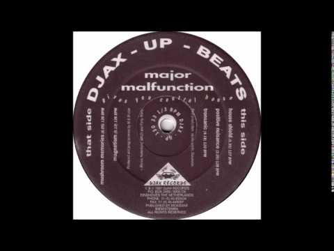 MAJOR MALFUNCTION - TRONSANIC  1991
