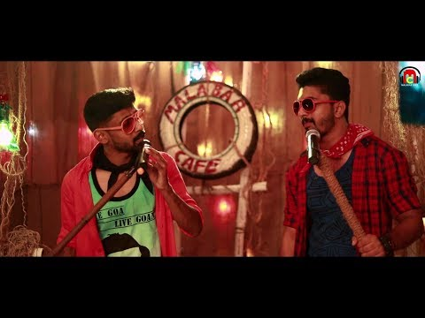 Poovalanay Njan Ninte | Malabar Cafe Music band Song 2017 | Ajoobsha Aju & Nasim