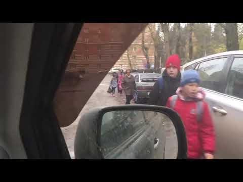 Как в Сыктывкаре дети ходят в школу