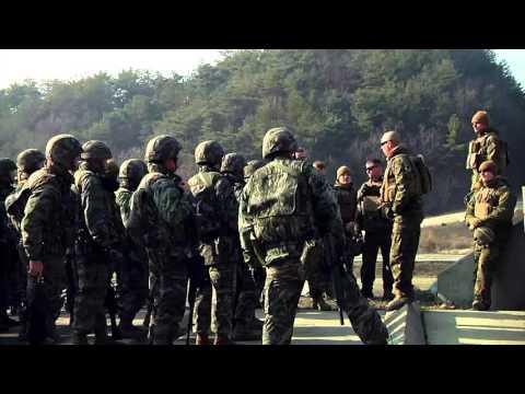 US/ROK Marine Training