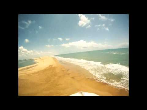 Moreton Bay islands south east Queensland with music