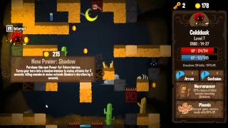 Vertical Drop Heroes HD Gameplay Review