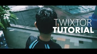 How To Make Slow Motion  Twixtor Tutorial