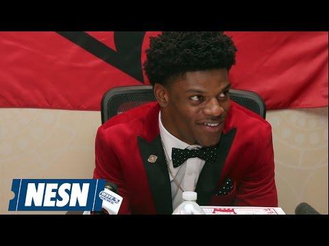 Lamar Jackson Wins 2016 Heisman Trophy