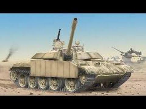 Бой на Т-55 Enigma #6 l Wild Tanks Online l