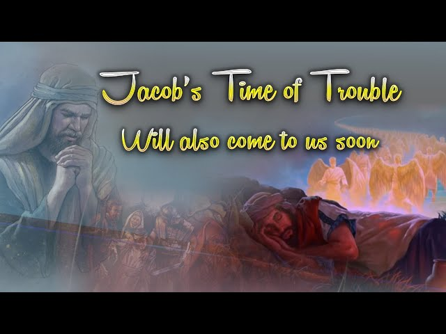 Time of Trouble | Jacob's Time of Trouble will also come to us soon | Professor Sharath Babu