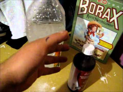 How To Make A Borax/Hydrogen Peroxide Solution For Treating Mange
