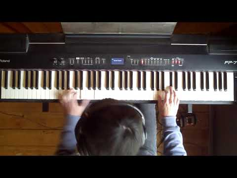 Heavens Divide - MGS Peace Walker [Epic Piano Cover]