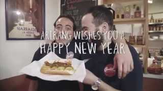 Happy 2015 Wishes From Casablanca Sandwicherie