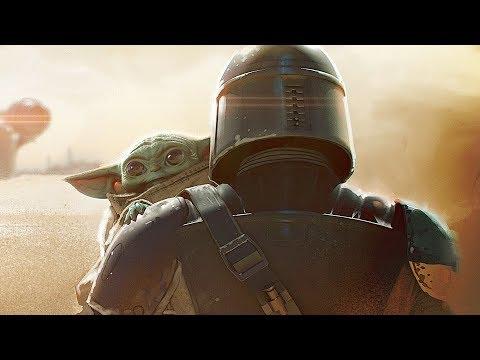 Мандалорец и малыш Йода: Он не знал, что он мой враг.