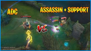 ADC Season 11 vs ASSASSIN Season 11...LoL Daily Moments Ep 1231