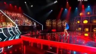 Хочу в  Виа Гру выпуск 1  Украина Анастасия Кожевникова в шоу Хочу V Виагру