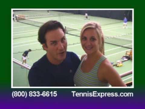 Tennis Express Wimbledon 2009 Commercial