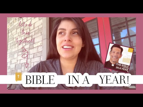FREE BIBLE IN A YEAR PODCAST!