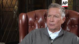 Kasich on 2020: 'all options on the table'