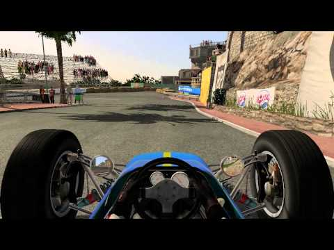 [rF2 Sparks Fly] Monte Carlo Hotlap 1:35.733
