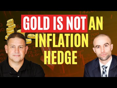Gold is NOT an Inflation Hedge in 2021 - Is The Macro View Wrong? -  Frank Curzio