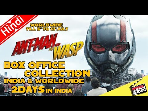 Ant-Man And The Wasp: Box Office Collection India & Worldwide