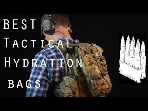 "Basics of ""Tactical"" Hydration (IcePlate, MSR, Camelbak, Source)"