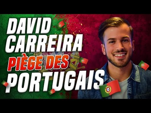 DAVID CARREIRA PIÈGE LE PORTUGAL 😂🇵🇹 - Marion et Anne So