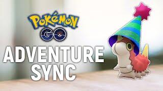 Adventure Sync Hatchathon Event! Shiny Party Hat Pokémon And Bonuses! | Pokémon Go News #8
