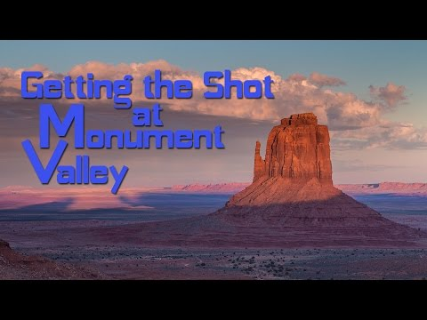 Photography at Monument Valley