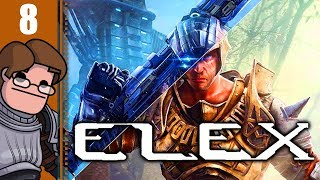 Let's Play ELEX Part 8 - Valley of the Damned
