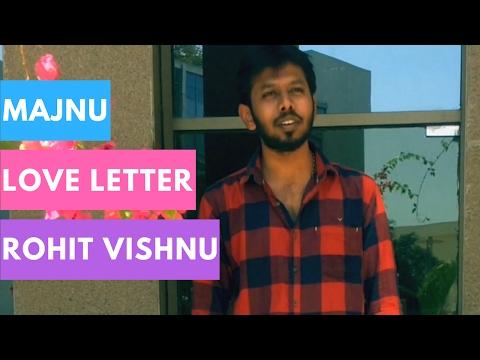 Majnu Movie Love Letter