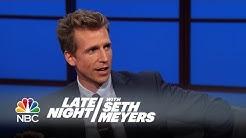 Josh Meyers Interview - Late Night with Seth Meyers