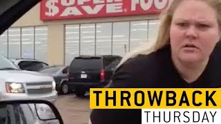Cigarette Lady || JukinVideo Throwback Thursday