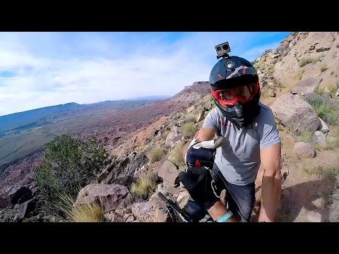 Claudio Caluori for a Ride on King Kong GoPro Bike Video