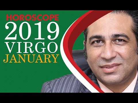 Virgo Monthly Horoscope 2019 Predictions January Forecast Zaicha USA UK Astrology Zodiac Jafri