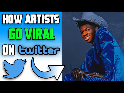 How Rappers/Artists use Twitter for Music Marketing
