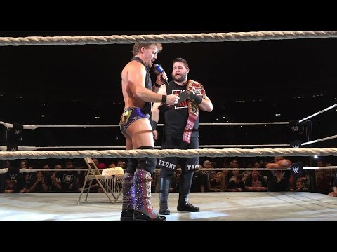 Who's on the List after Jericho's birthday fail in Berlin