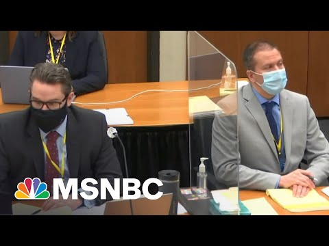 Gabe Gutierrez With New Reporting From Inside The Courtroom: Jury Seems 'Distracted' | Katy Tur