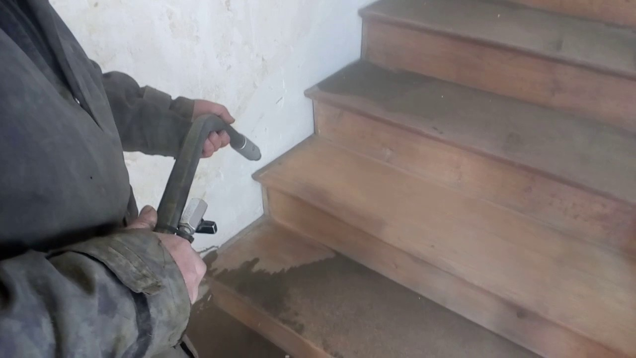 Populaire DECAPAGE ESCALIER BOIS - YouTube EA12
