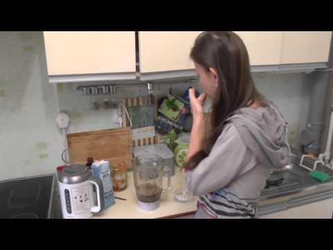 Рецепт Льняная каша из льняной муки быстро - за 1 минуту Рецепт. Видео.