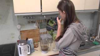 Льняная каша из льняной муки быстро - за 1 минуту! Рецепт. Видео.