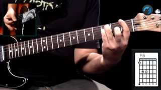 Iron Maiden - Wasting Love (aula de guitarra - tutorial - how to play)