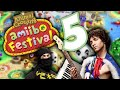 ►Animal Crossing Amiibo Festival►WOOF!►With Ninja Sex Party!►PART 5
