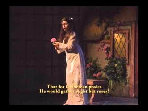 Ruddigore - To A Garden Full Of Posies