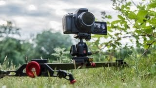 Konova K5 - Camera Slider Review