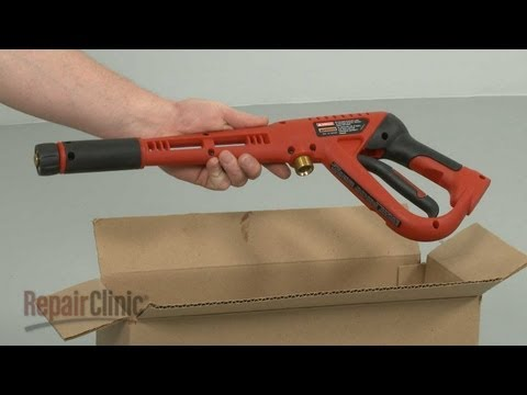 Trigger Handle - Homelite Pressure Washer