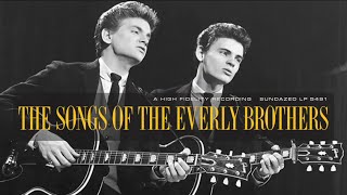 The Songs of The Everly Brothers - Double LP collection of demos