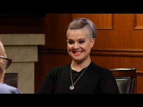Kelly Osbourne on family, Joan Rivers, and her new book