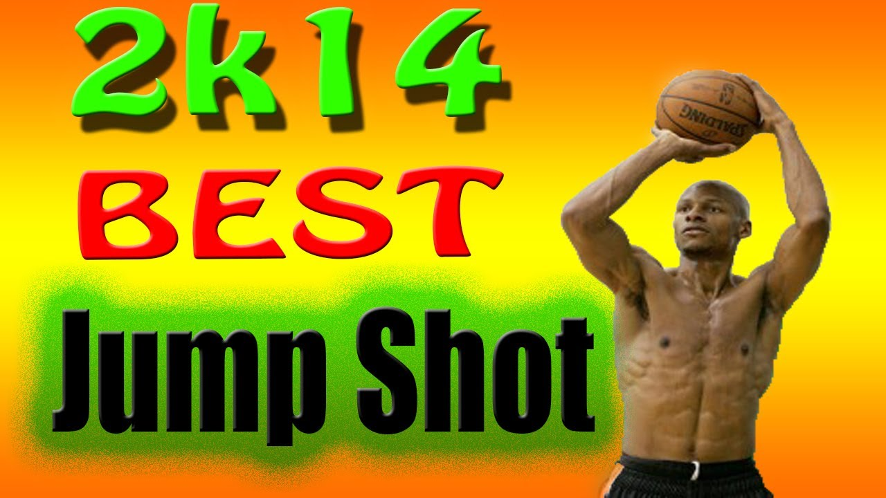 NBA 2k14 Best Jump Shot & Quickest Realease   Make More Threes And ...