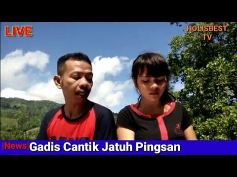 Pembawa Berita Lucu Cantik Indonesia Bikin Ngakak Bapak Dan Anak| Dunia Bukan Berita