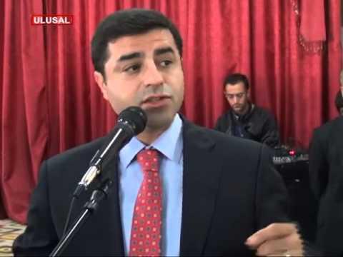 Demirtaş: Süreç Suriye, Irak ve İran'daki Kürtlerle de ilgili