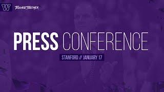 Men's Basketball: Coach Hopkins Postgame Press Conference