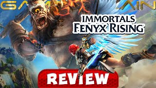 Immortals Fenyx Rising - REVIEW (Switch, PS5) (Video Game Video Review)